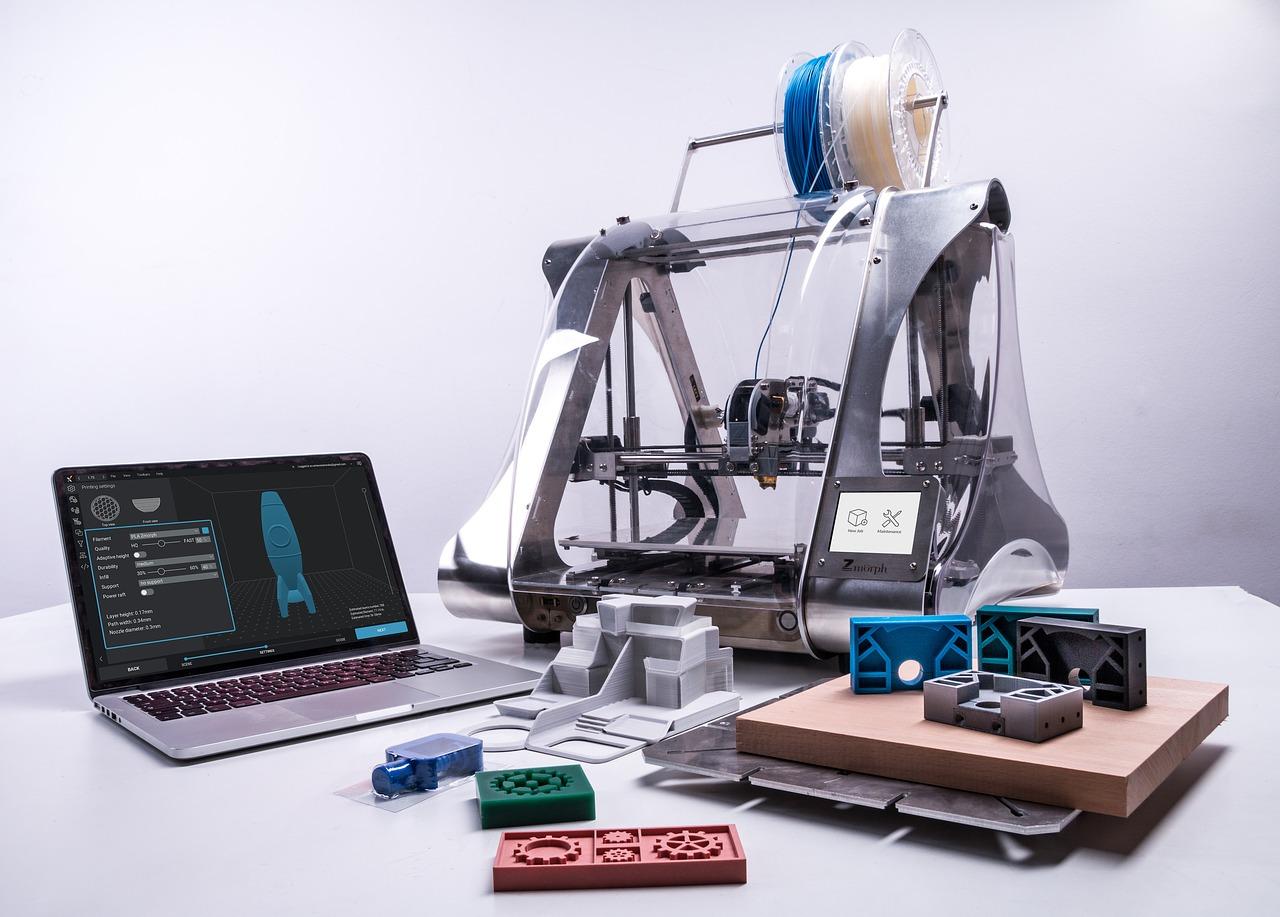 Co to jest druk 3D?
