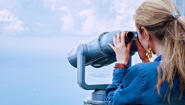 Wybór lornetki do obserwacji samolotów